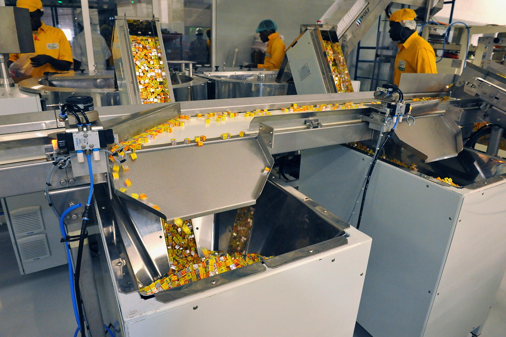 New Technology In Food Processing