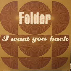 FOLDER:I WANT YOU BACK(JACKET A)