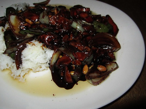 "Kung Pao ""Chicken"" 