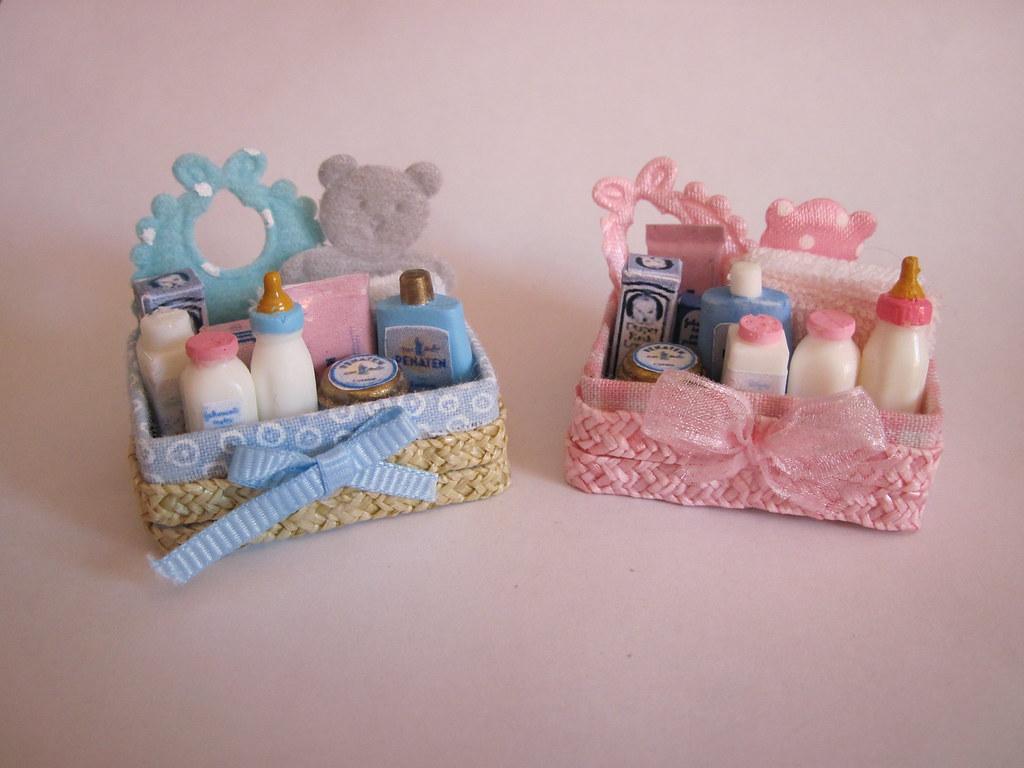 Molto Cesti con articoli per neonati | Lia e Alma | Flickr LK01