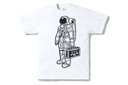 Billionaire Boys Club Logo Astronaut Billionaire Boys Club Space