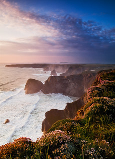 UK - Cornwall: Spring Sunset | by Nomadic Vision Photography