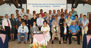 In Rarotonga, ITU's workshop on numbering and licensing is the perfect occasion to include discussions on Internet Governance and its diplomatic processes | by diploigcbp