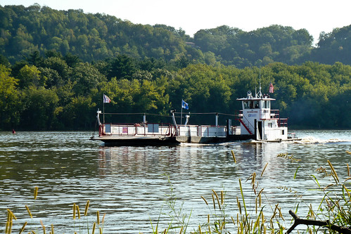 Cassville Ferry | by vidular