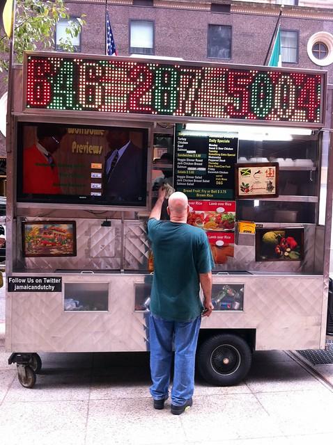 Food Trucks Midtown West