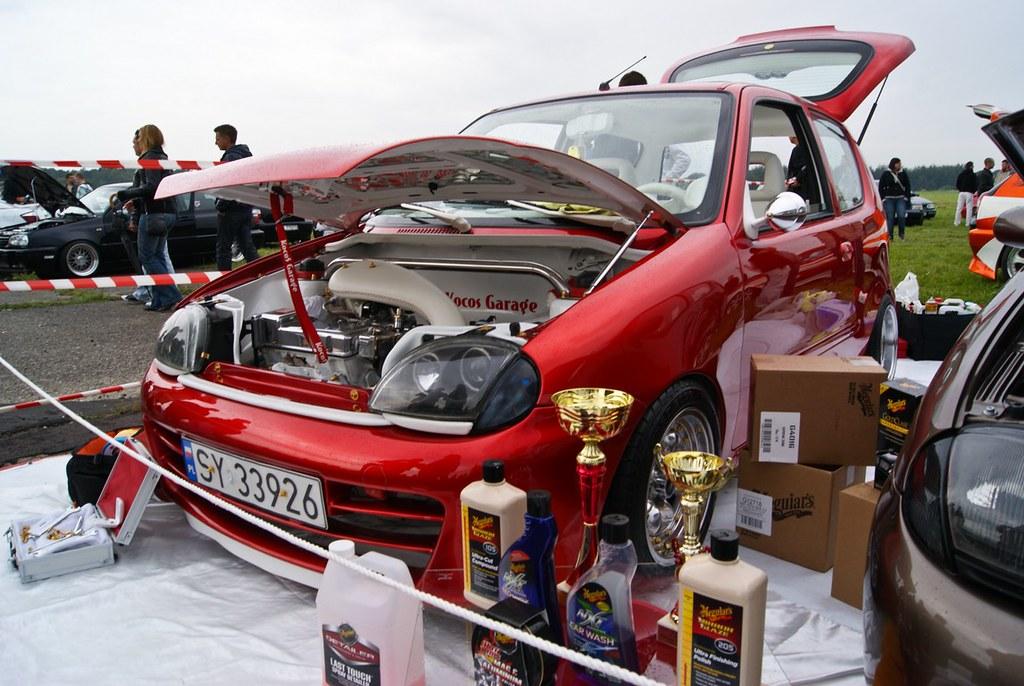 Fiat Seicento Tuning Dawid Flickr