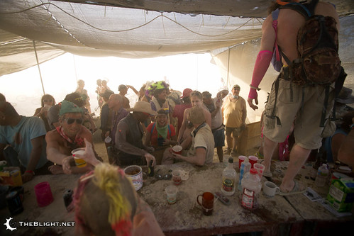 The Fandango bar at Burning Man 2010 | by mr. nightshade