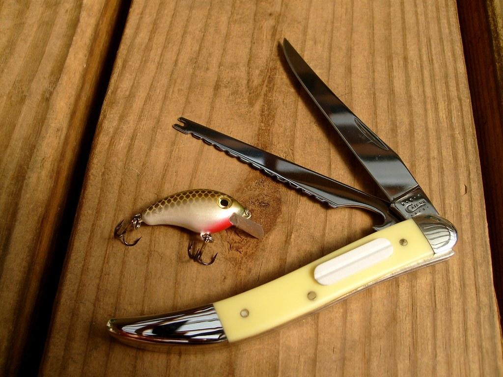 японские ножи для рыбалки
