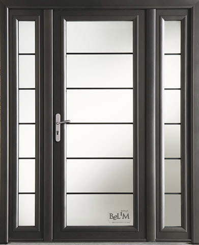 Belm Porte Dentrée Alu Lotus Porte Dentrée En Aluminium Flickr - Porte bel m alu