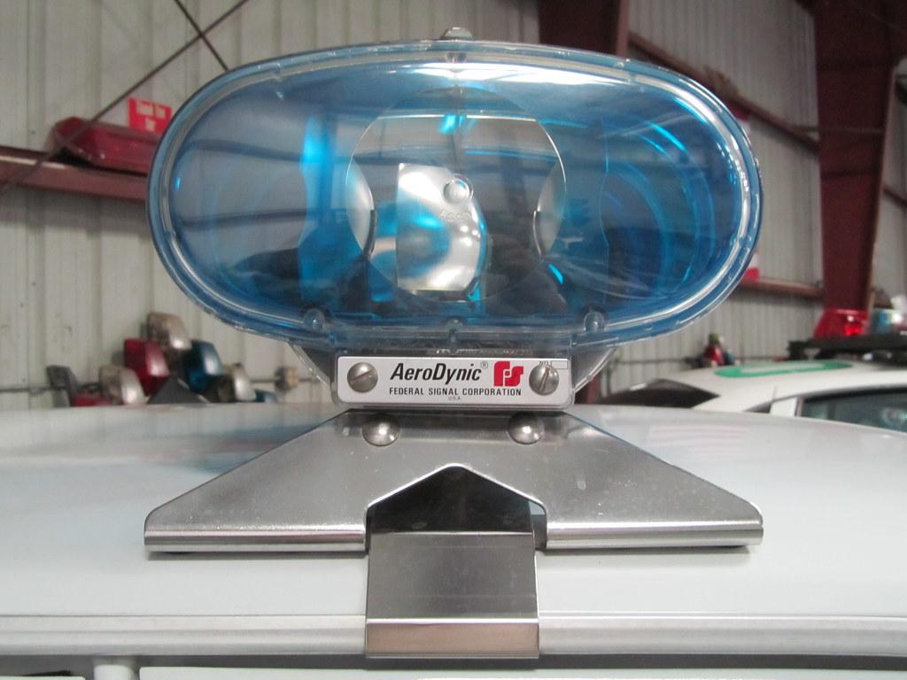 Sell My Car Online Free >> Federal Signal AeroDynic lightbar on a 1988 Pinellas Count ...