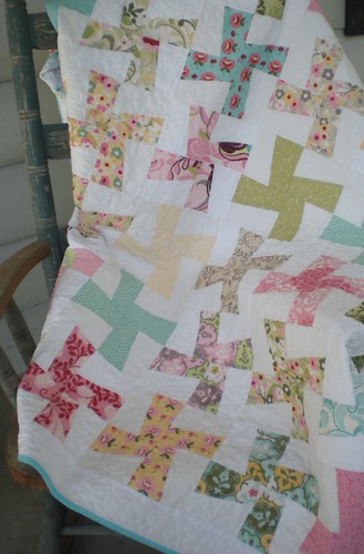 honky dory | by Erin @ Why Not Sew? Quilts