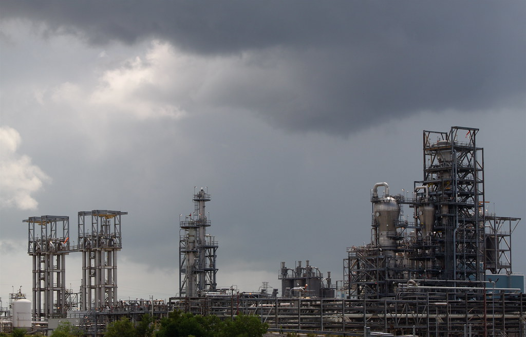 Ineos petrochemical plant off battleground road in la for Jobs in la porte tx