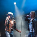 "Adam Green duetting ""Wind Of Change"" with Macauley Culkin"
