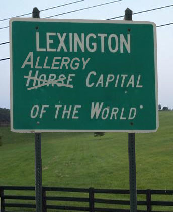 Lexington - Allergy Capital of the World | by Scott Clark