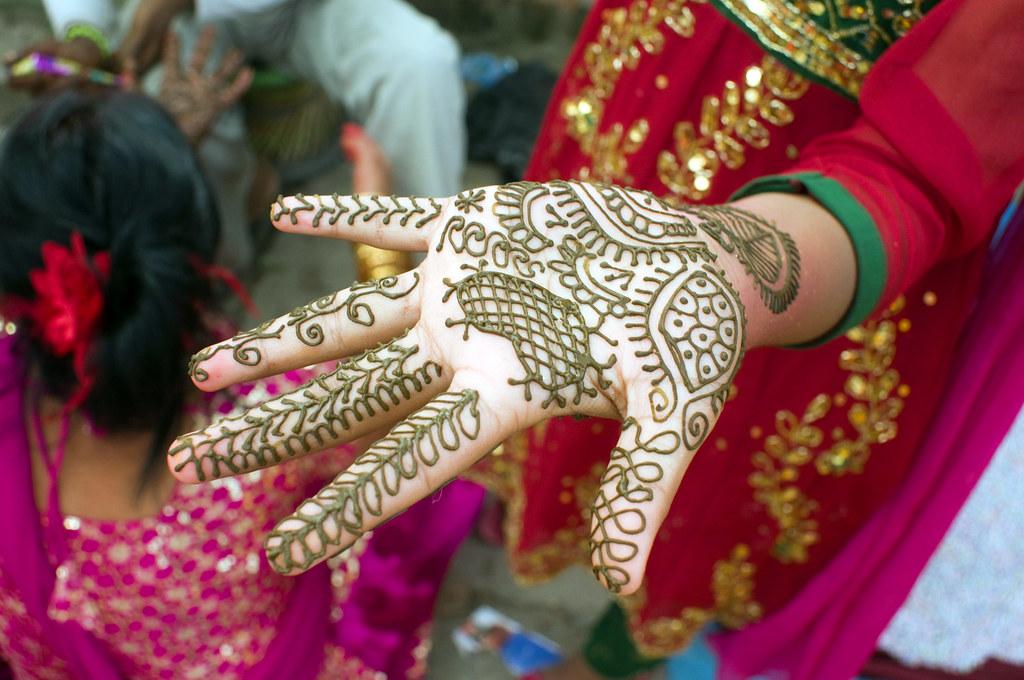 Mehndi Ceremony Wiki : Mehndi en wikipedia wiki during teej at pashupau flickr