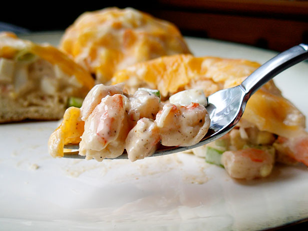 Shrimp Salad Melt | For more sandwich ideas visit: www ...