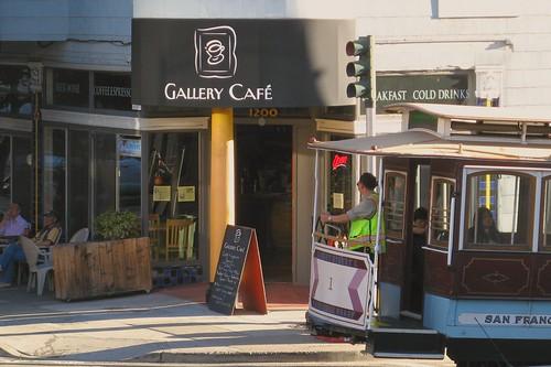 Gallery Cafe Mason Street