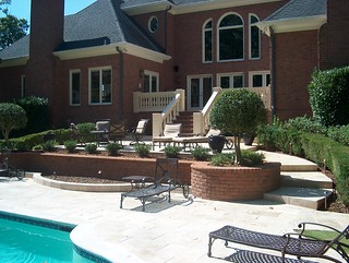 swimming-pool-contractor-Atlanta-GA | by ARNOLD Masonry and Landscape