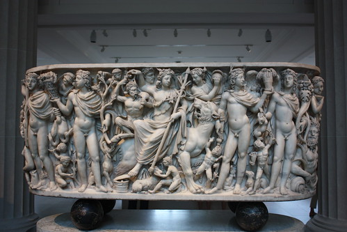 analysis of sarcophagus with the triumph Important question and scientific analysis can provide a  ancient carrara  marble sarcophagi were in use during  triumph of bacchus, lyon (ca 200  ad.