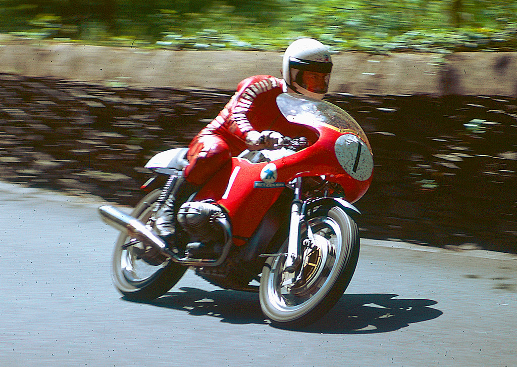 And Winner Is >> Helmut Dahne 1974 Isle Of Man TT | Dahne was the third place… | Flickr