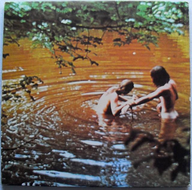 1969 Woodstock Concert Lp 1970s Vintage Vinyl Album B