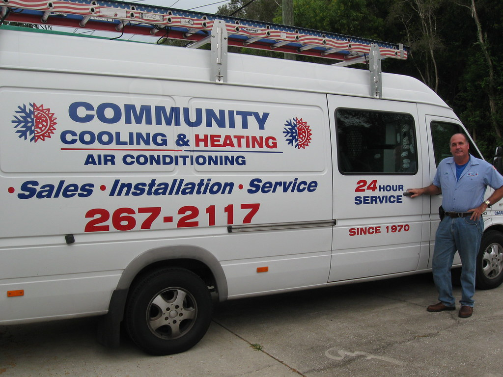 Community Cooling ... Fort Myers most trusted air conditioning contractor