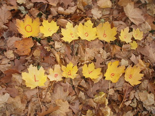 October Leaves | by Michael J. Swanwick
