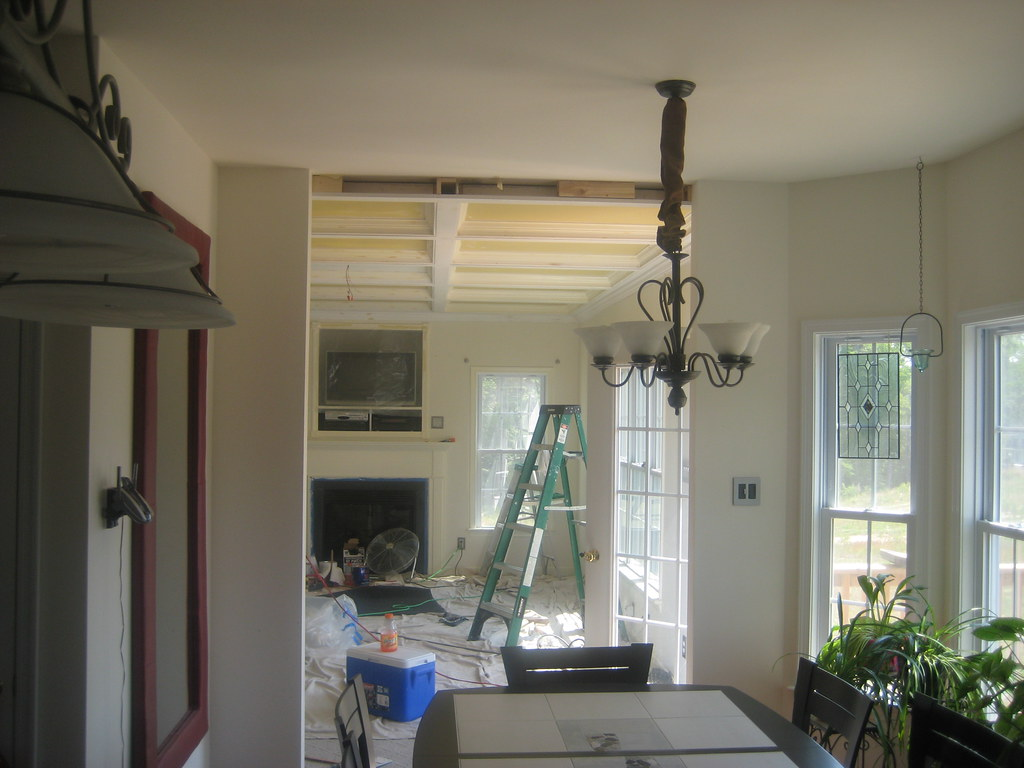 Home Improvement Ideas Coffered Ceiling 1 The