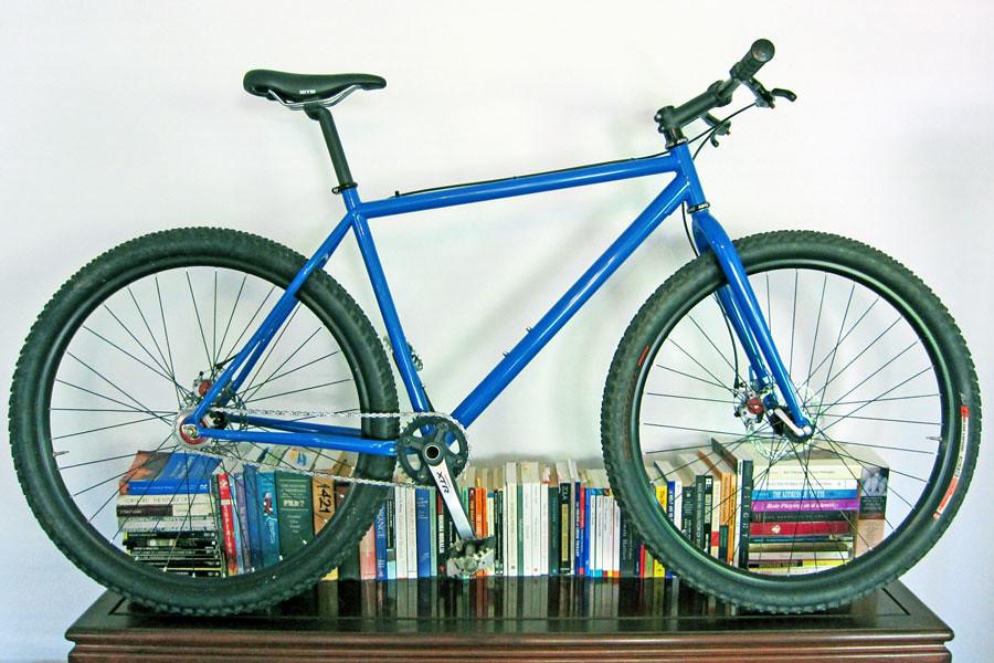 Single Speed Mountain Bike 2008 Vintage Shimano M970 Xtr C Flickr