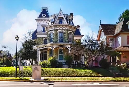 historic dover delaware a beautiful victorian home