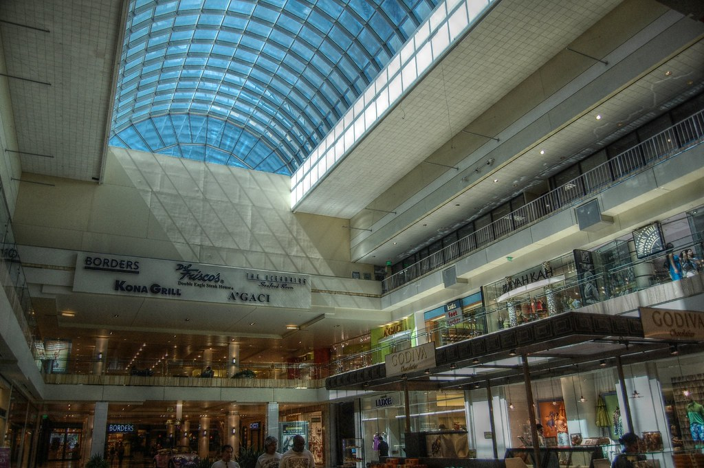 Galleria Mall Houston Tx Food Court