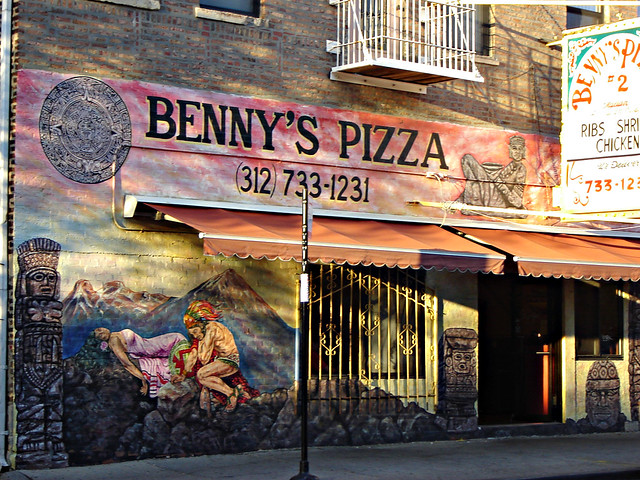 Benny S Mexican Food San Diego