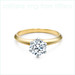 solitaire ring from tiffany