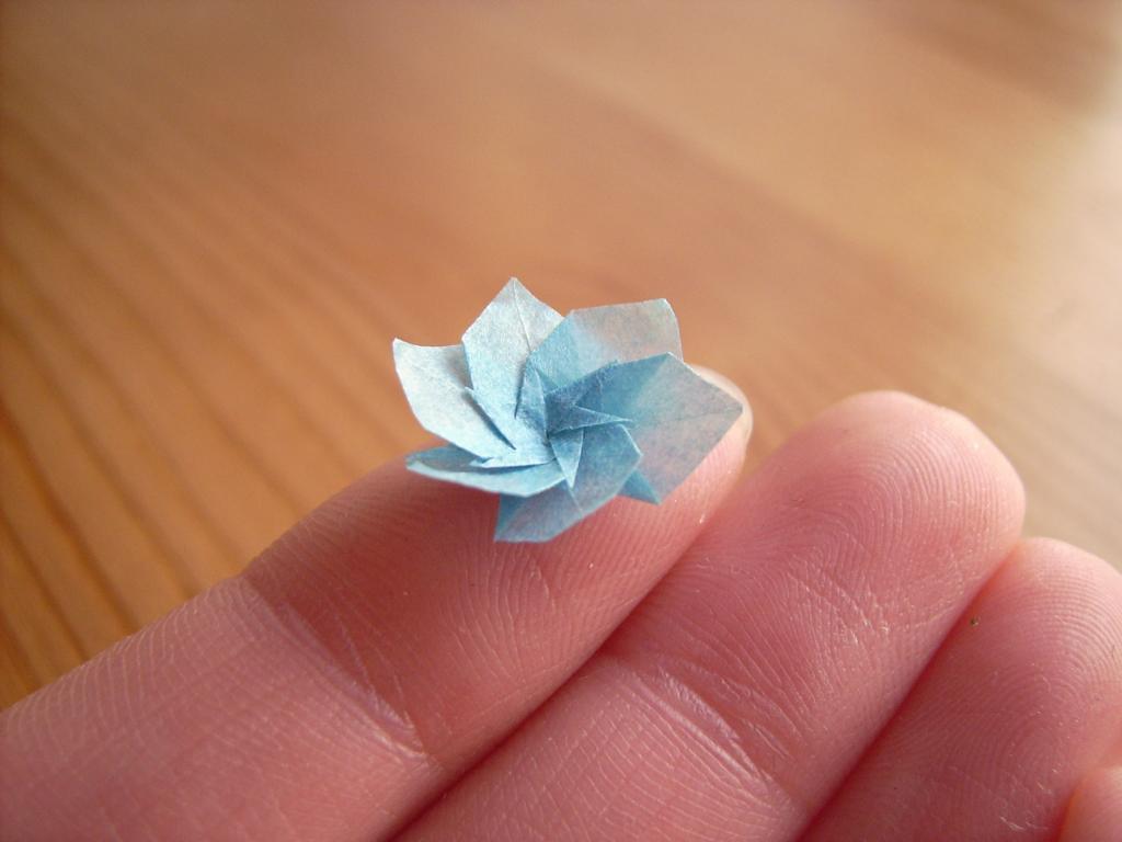 Modular Flower Von Michael Lafosse 6 Teile Aus 9mm Gestec Flickr