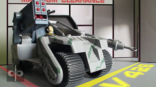 Data Preps All-Terrain Vehicle | by dirkblockwoodproductions