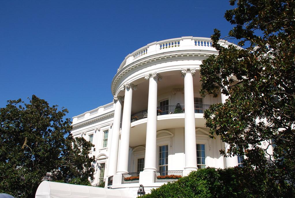 At The White House 5 White House Garden Tour Fall 2010