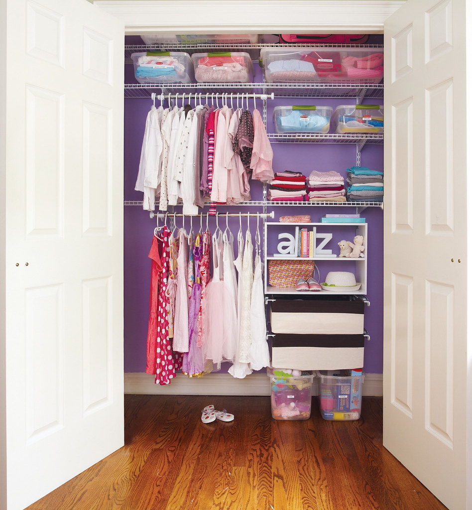 Etonnant ... Rubbermaid HomeFree Series Closet System | By Rubbermaid Products