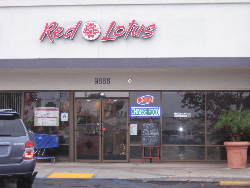 Red Lotus Restaurant - Santee | Flickr