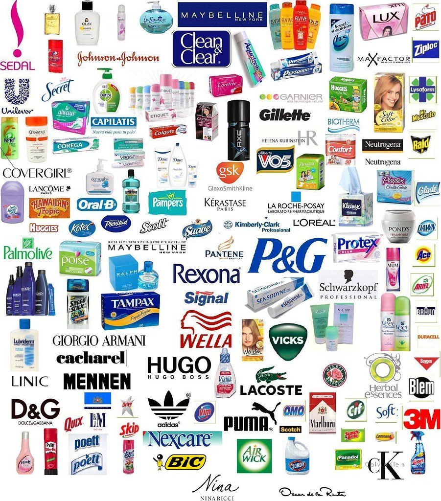 Marcas cosm ticas limpiadoras grandes empresas que si te - Marcas de te ...