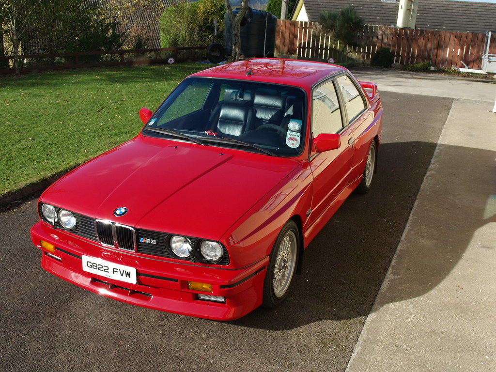 E30 M3 Cinnabar Red E30 M3 Cinnabar Red Bmw Car Club
