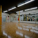 Gymnasium, empty