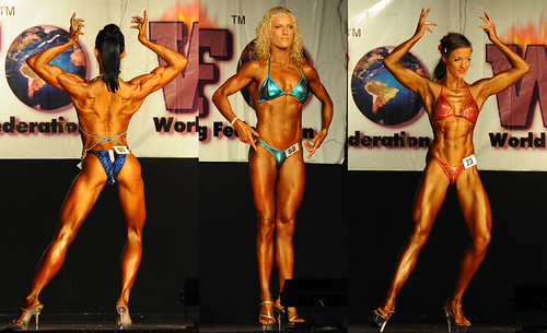 World Natural Bodybuilding Federation @ Dee Why | Some of