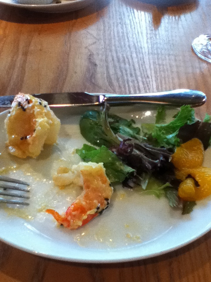 Grand Marnier prawns | aka Honey Walnut Prawns | lianepamuspusan ...