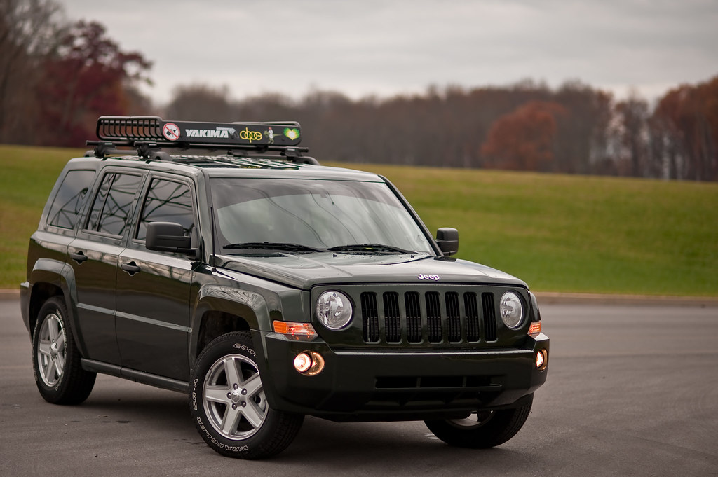 White Jeep Patriot >> 2010 Jeep Patriot | Finally got all my parts in for my car. … | Flickr