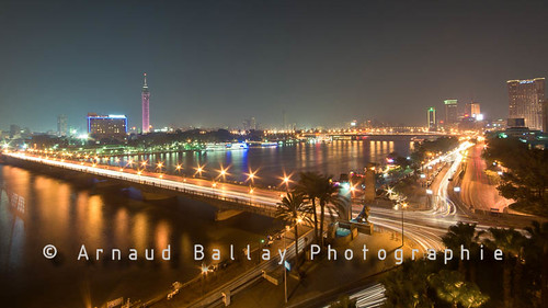 Night in Cairo | by http://arnaudballay.wix.com/photographie