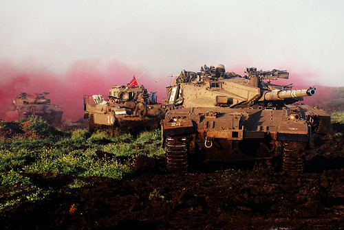 7th Brigade Batallion Exercise, March 2009 | by Israel Defense Forces