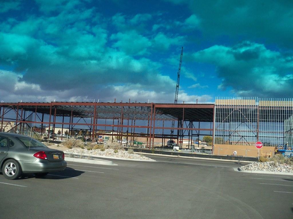 new movie theatre under construction in rio rancho new