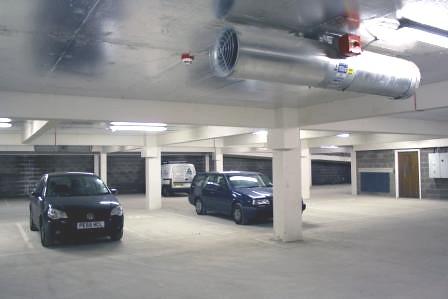 Car Park Ventilation Australian Standards