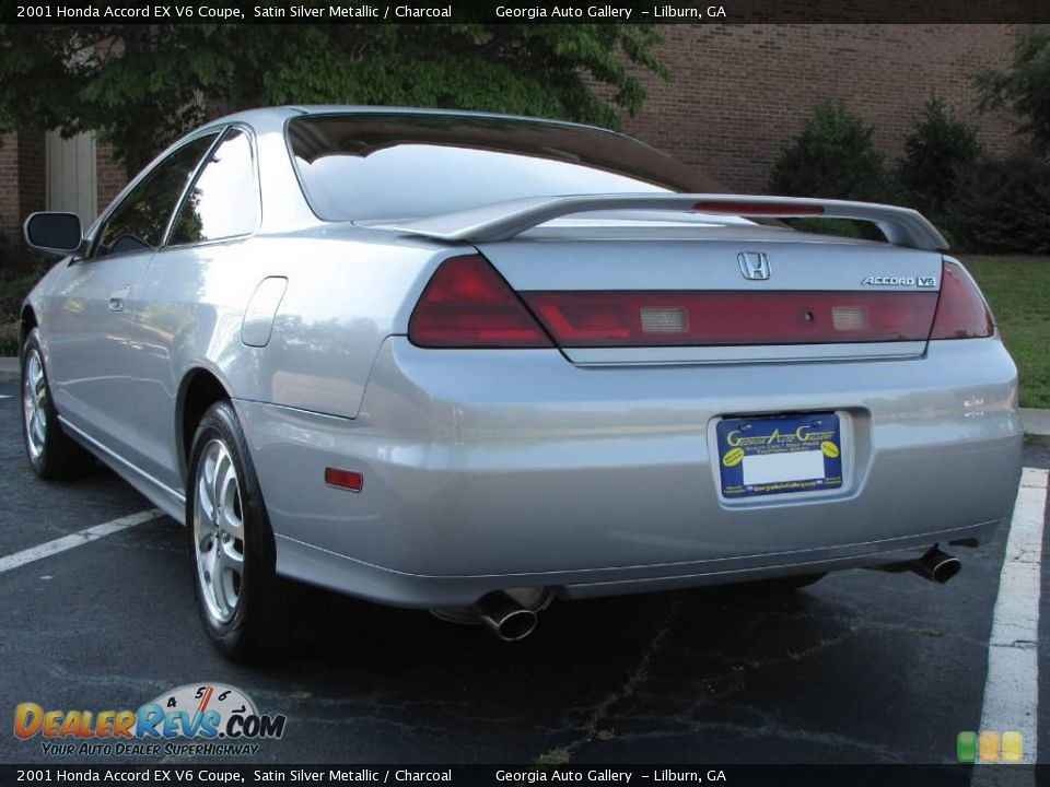 2002 honda accord ex v6 coupe back left quarter flickr. Black Bedroom Furniture Sets. Home Design Ideas