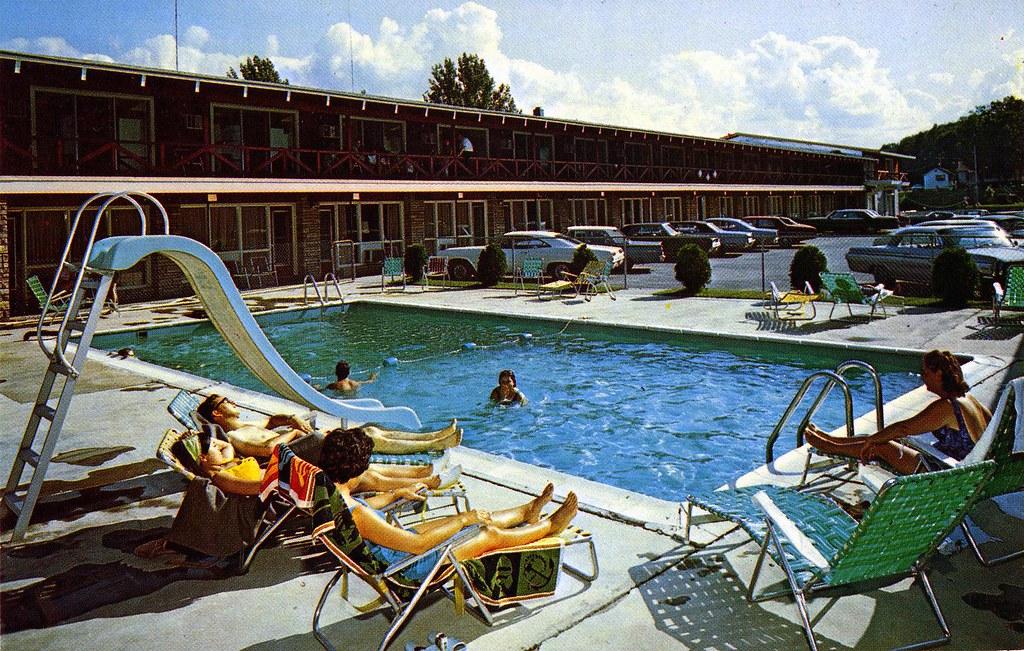 Holiday Motor Hotel Lake Placid Ny 217 Main Street Lake